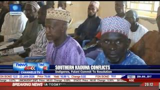 Southern Kaduna Indigenes, Fulani Commit To Resolution Of Conflict