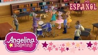Angelina Ballerina Latinoamérica - Nuevo juego de batería
