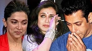 (VIDEO ) Bollywood Actor & Actress Crying in PUBLIC - Watch Hd Video