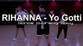 RIHANNA - Yo Gotti ft Young Thug choreography by Ricki Santos