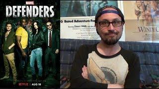 Binge Watch: MARVEL'S THE DEFENDERS