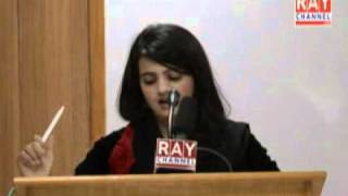 Debate Competition M.A.J.U. 2010 Islamabad (Raychannel)  part 1-6.flv