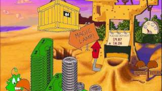 Reader Rabbit Math Music: Tourist Trap 1