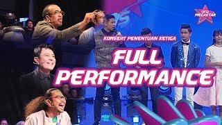 Ceria Megastar - [OFFICIAL FULL] Konsert Penentuan 3 Ceria Megastar I Nabil Johan Pok Ya Sabri Yunus