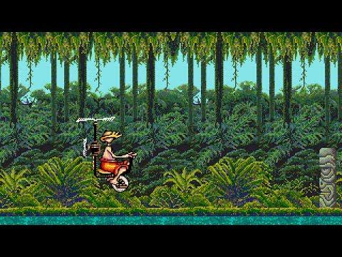 [Full GamePlay] Greendog: The Beached Surfer Dude! [Sega Megadrive/Genesis]