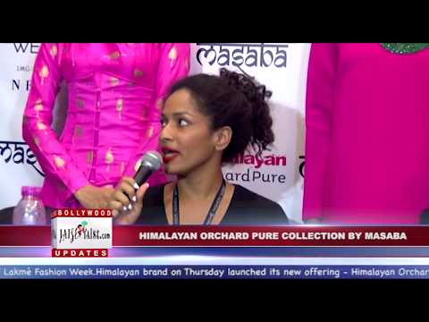 Xxx Mp4 HIMALAYAN ORCHARD PURE COLLECTION BY MASABA LFW 2017 DAY 1 3gp Sex