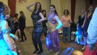 Belly Dance Hafla Desert Rose Festival 2015