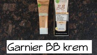 Garnier BB Krem | İlk İzlenim