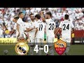 Download Video Download Real Madrid vs Roma 4-0 - All Goals & Extended Highlights - Last Matches HD 3GP MP4 FLV