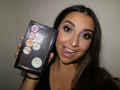 GLITTER INJECTIONS HAUL & SWATCHES | Isabella Lucidi |
