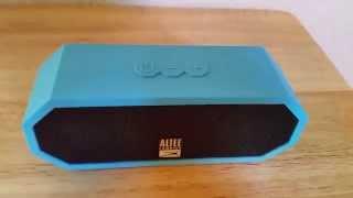 Altec lansing H2O review