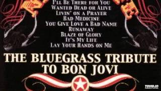 Bon Jovi It's My life Bluegrass cover
