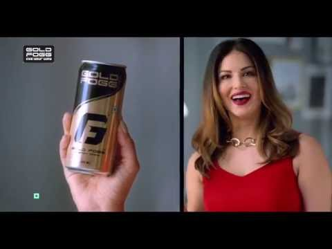 GOLD FOGG Energy Drink - TVC featuring SUNNY LEONE & JACKKY BHAGNANI
