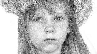Photoshop Tutorial: Transform Photos into Gorgeous Pencil Drawings - Technique #3