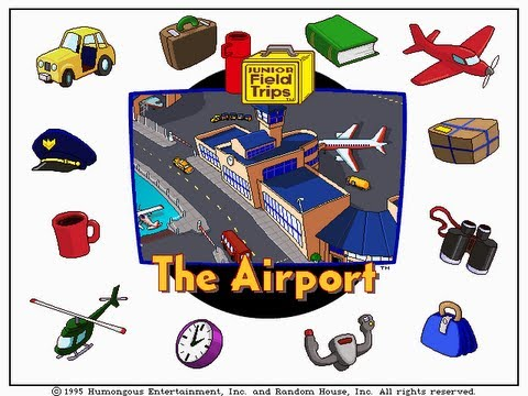 Let s Explore the Airport with Buzzy the Knowledge Bug Walkthrough