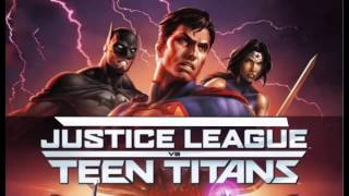 Justice League vs Teen Titans - Part1