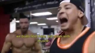 I'm a fucking bodybuilder - English Subs (Brazilian Meme)   Aqui é Bodybuilder Porra