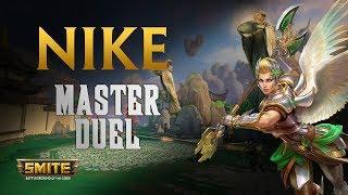 SMITE! Nike, El pick que siempre sorprende! Master Duel S5 #254