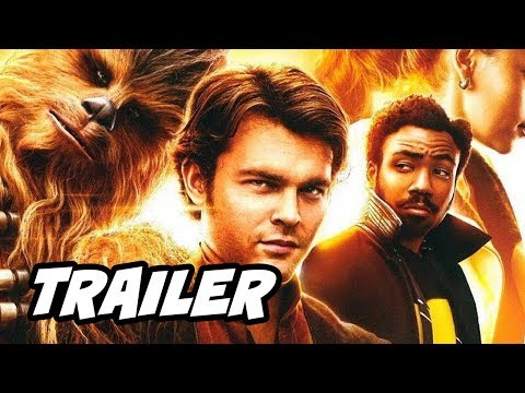 Xxx Mp4 Solo A Star Wars Story Superbowl Trailer Han Solo And Chewbacca Breakdown 3gp Sex