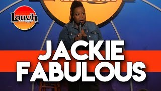 Jackie Fabulous | Sex Spotter | Stand Up Comedy