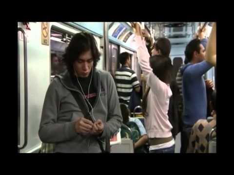 Cómo sobrevivir al Metro del DF.