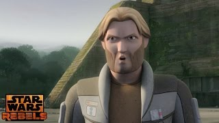 Star Wars Rebels Season 4 Trailer Official