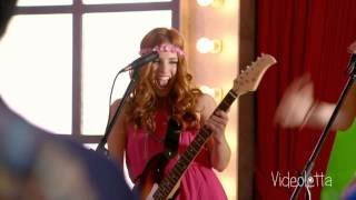 "Violetta 3 - Vilu,Fran and Cami sing ""Once Again"" (Funmade)"