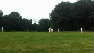 4446 Haris Batting V Newark CC