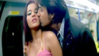 HD हॉट सीन || Hot Scene || Couple Caught In Metro ॥ Monalisa || Bhojpuri Hot Uncut Scene