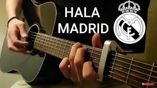 HALA MADRID ON GUITAR