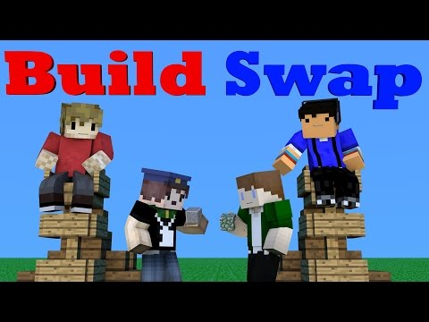 BUILD SWAP - JUDGE SWAP!? /w Taurtis