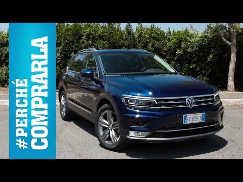 Volkswagen Tiguan Perché comprarla e perché no
