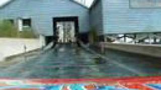 Drenched / Hydro Front seat on-ride HD  POV, Oakwood Theme Park, Wales