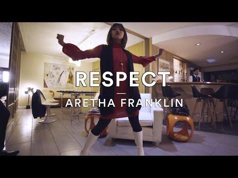 Aretha Franklin - Respect   Brian Friedman Choreography   Artist Request