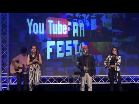 GAC at YouTube FanFest powered by HP
