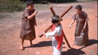 A Historia de Jesus - CRIANÇAS - Recanto 2016.