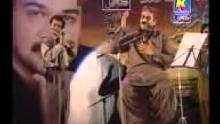 Ahmed Mughal khudgarz san pyar kare..........Rustam ali
