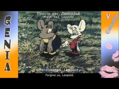Russian Cartoons Caricaturas Rusas ruso basico 12