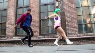 Dimension W Anime Dance