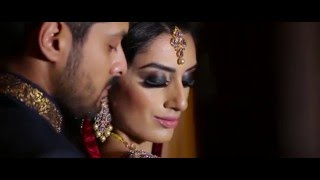 Zoya and Asad // Cinematic Muslim wedding at the Waldorf London