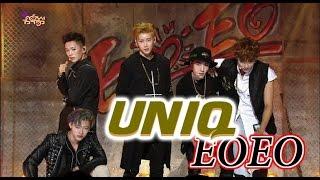 [Comeback Stage] UNIQ - EOEO, 유니크 - 이오이오, Show Music core 20150425
