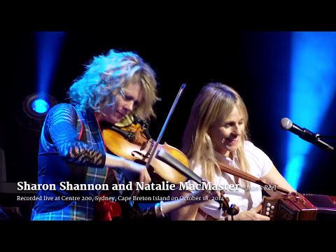 Sharon Shannon & Natalie MacMaster live at Celtic Colours International Festival 2014