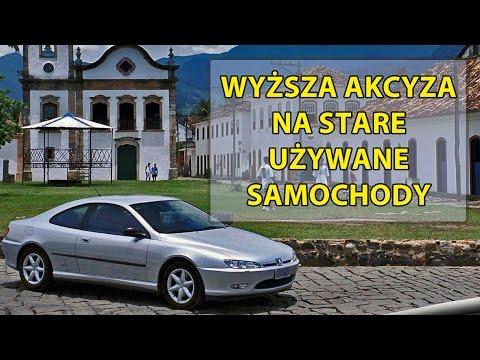 Nowy pomysł PiS – Wyższa akcyza na stare samochody.