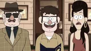 Gravity Falls: Stressed Out