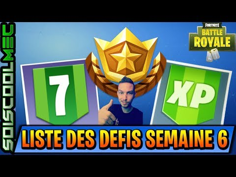 Xxx Mp4 LISTE DES DÉFI DE LA SEMAINE 7 FORTNITE BATTLE ROYAL PASSE DE COMBAT SAISON 4 3gp Sex