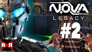 N.O.V.A. Legacy (by Gameloft) - Android Gameplay Part 2