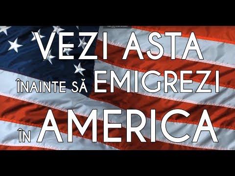 Vrei să emigrezi în America