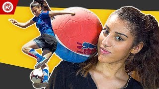 World Famous Soccer Star   Lisa Freestyle