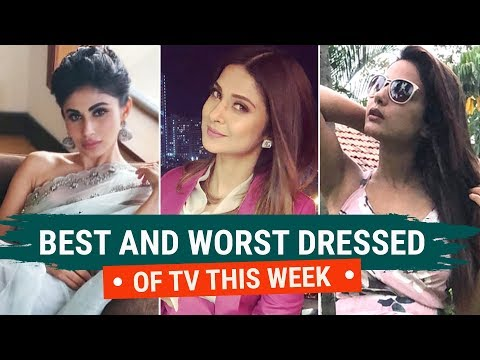 Xxx Mp4 Hina Khan Jennifer Winget Divyanka Tripathi Best And Worst Dressed TV Fashion Bollywood 3gp Sex