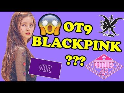 OT9 BLACKPINK??? - BLACKPINK ORIGINS